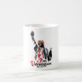 Caneca De Café Eu sou ucraniano