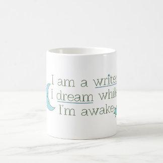 Caneca De Café Eu sou um escritor