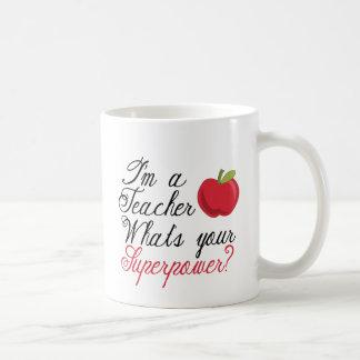 Caneca De Café Eu sou um professor…