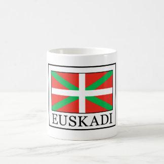 Caneca De Café Euskadi
