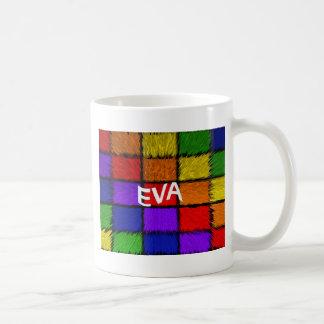 CANECA DE CAFÉ EVA
