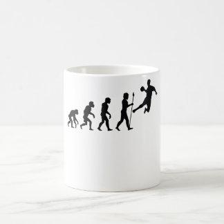 Caneca De Café Evolução de Dodgeball