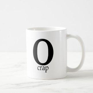 Caneca De Café Excremento de O