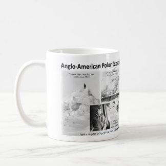Caneca De Café Expedição polar anglo-americano mim - hora para o