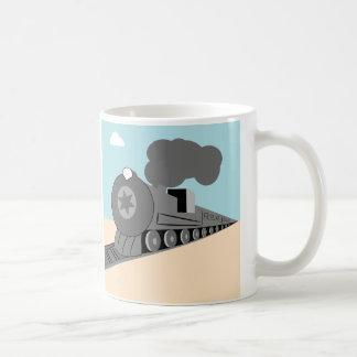 Caneca de café expressa de oriente