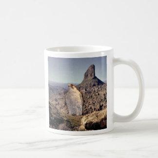 Caneca De Café Falcão de peregrino