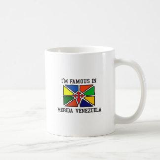 Caneca De Café Famoso em Merida
