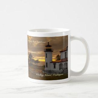 Caneca De Café Farol principal de Admiralty,…