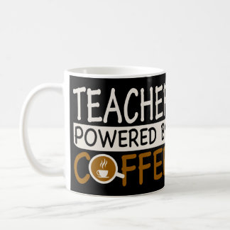 CANECA DE CAFÉ FAZ POWERED BY COFFEE