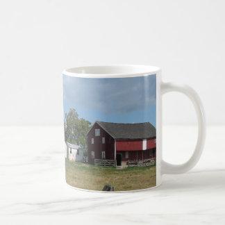 Caneca De Café Fazenda de Codori, campo de batalha de Gettysburg