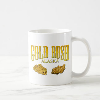 Caneca De Café Febre do ouro