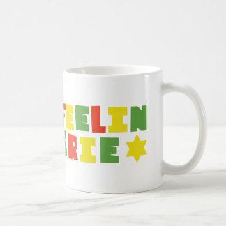 Caneca De Café Feelin Irie