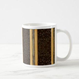 Caneca De Café Feijões de café