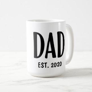 Caneca de café feita sob encomenda do pai do dia