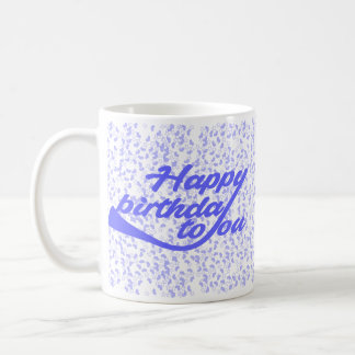 Caneca De Café feliz aniversario