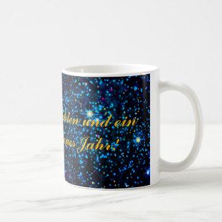 Caneca De Café Feliz Natal e um ano feliz novo