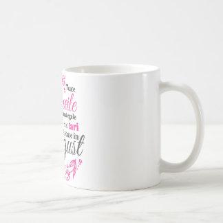 Caneca De Café Femeile nascute in august