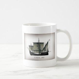 Caneca De Café Fernandes 1492 tony de Pinta