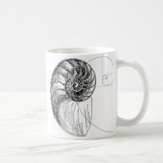 Caneca De Café Fibonacci