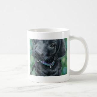 Caneca De Café Filhote de cachorro bonito