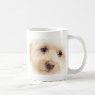 Caneca De Café Filhote de cachorro celestial