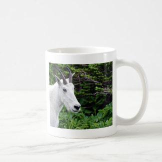 Caneca De Café Fim da cabra de montanha acima