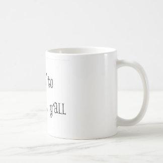 Caneca De Café Fixin para esmagá-lo você