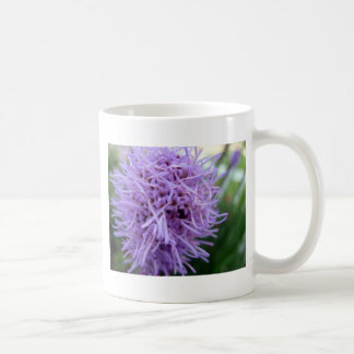 Caneca De Café Flor da violeta da aranha do tentáculo