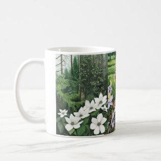 Caneca De Café Flor nativa 3
