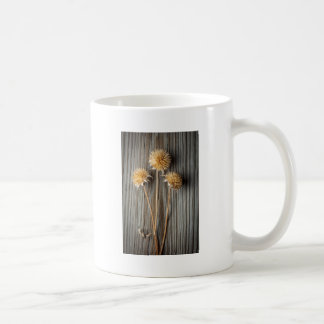 Caneca De Café Flor secada de Sun