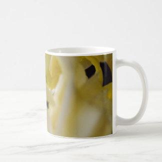 Caneca De Café Flores amarelas