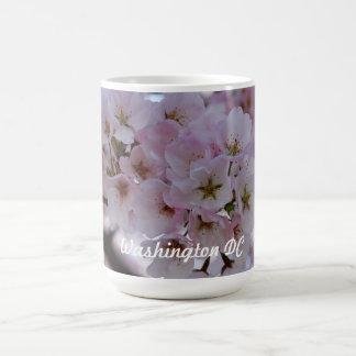 Caneca De Café Flores de cerejeira