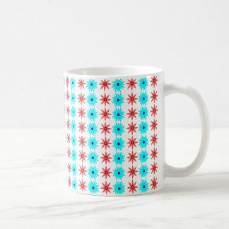 Caneca De Café Flores simples