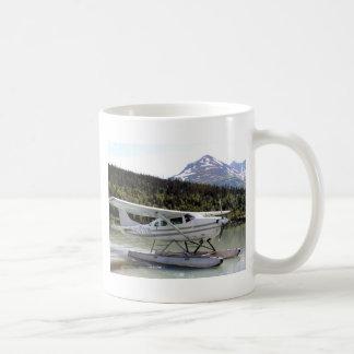 Caneca De Café Flutue plano, lago trail, Alaska 3
