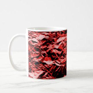 Caneca De Café Folha vermelha #2