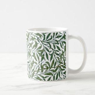 Caneca De Café Folhas do salgueiro por William Morris
