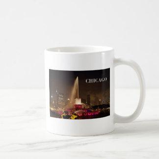 Caneca De Café Fonte de CHICAGO Buckingham (St.K)