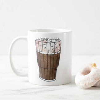 Caneca De Café Fonte de soda clássica do creme do ovo de New York