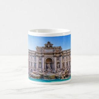 Caneca De Café Fonte do Trevi, Roma, Italia