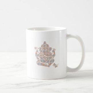 Caneca De Café Força de Ganesh