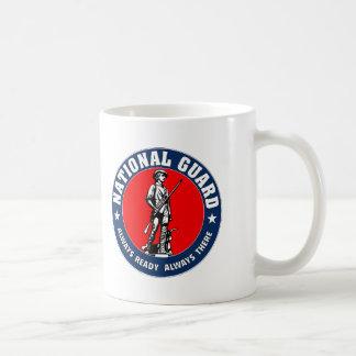 Caneca De Café Forças armadas do logotipo da guarda nacional do