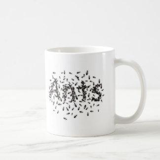 Caneca De Café Formigas