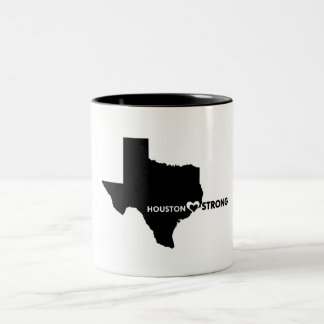 Caneca de café forte de Houston