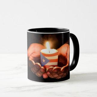 Caneca de café forte de Puerto Rico