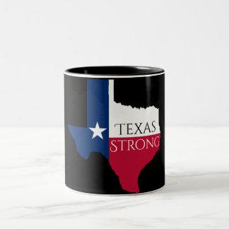 Caneca de café forte do estado de Harvey Texas do