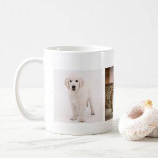 Caneca De Café Foto do animal de estimação personalizada