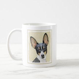 Caneca De Café Fox Terrier (brinquedo)