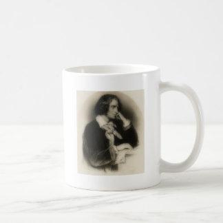 Caneca De Café Franz Liszt novo - retrato