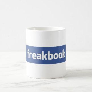 Caneca De Café freakbook