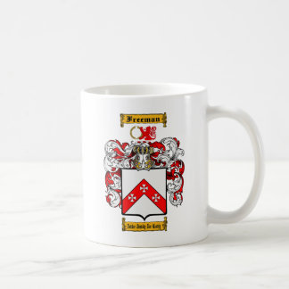 Caneca De Café Freeman (irlandês)